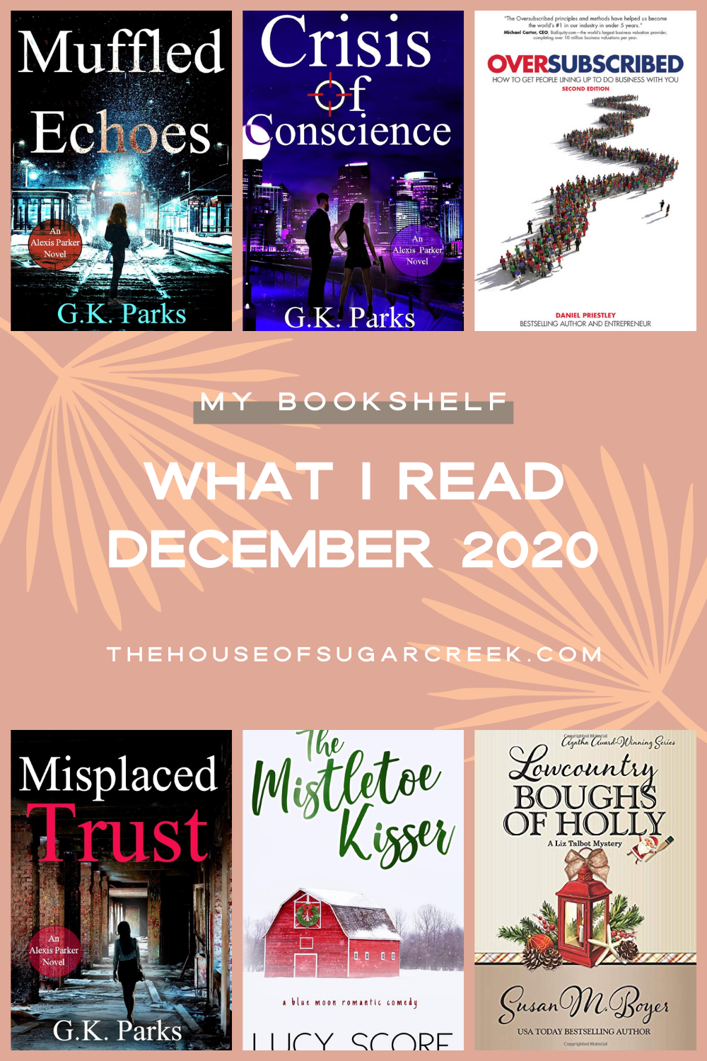 What I Read - December 2020