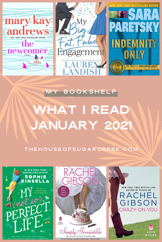What I Read - January 2021
