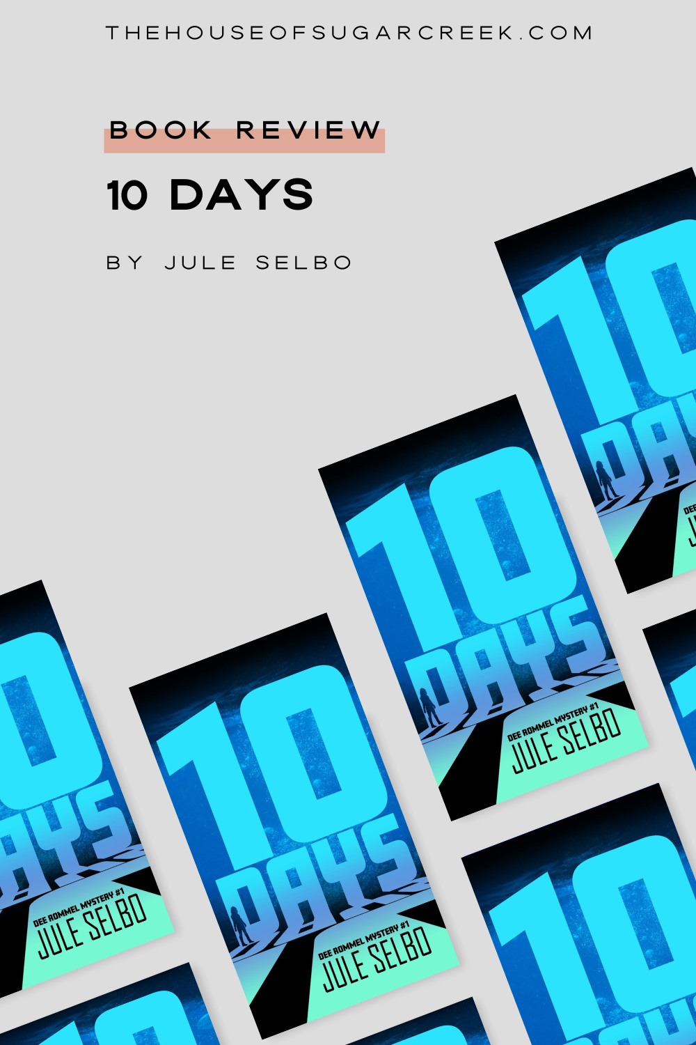 Book Review - 10 Days by Jule Selbo